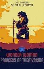 Wonder Woman - Princess of Themyscira by justin_jorgensen