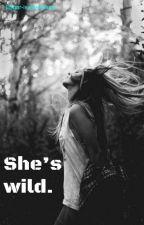 She's wild. by TeddyBearNation