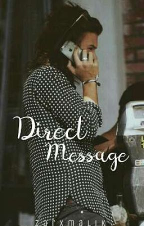 [2.] Direct Message ✖ H.s by zarxmalik