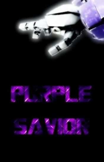 Purple Savior (Bumblebee x oc) 4/4
