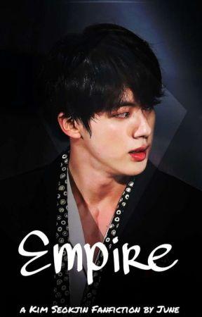 Empire    Kim Seokjin by _imaginatively_