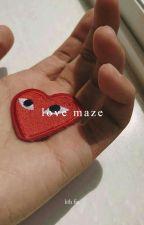 love maze / TAEHYUNG by lovguks