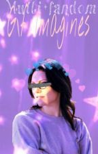 Multi•fandom G¡f Imagines by sizzlerkisses