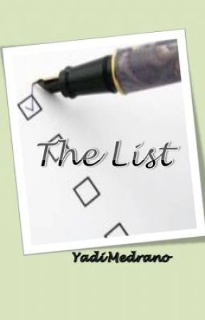 The List by ZsaYad