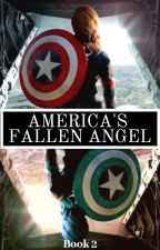 America's Fallen Angel (Book 2 of Captain America's Daughter) by Crazy-Quinn