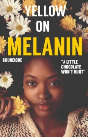YELLOW ON MELANIN by souneique