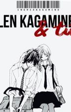 Len kagamine & tu :3 by IngridKagamine