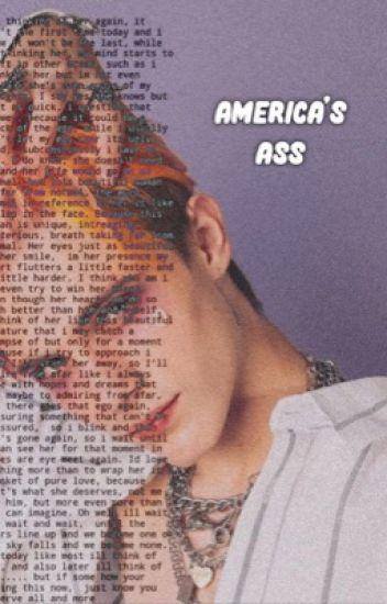 ✓  | AMERICA'S ASS,   marvel gif series