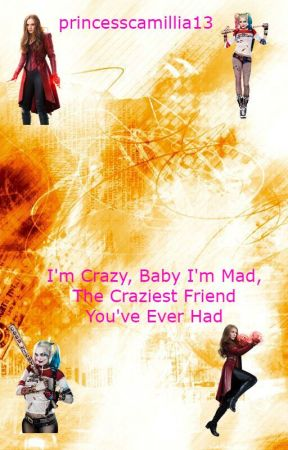I'm Crazy, Baby I'm Mad, The Craziest Friend  You've Ever Had | Random Stuff by princesscamillia13