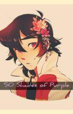 50 Shades of Purple by DangerouslyCute123