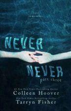 Nunca Jamais - Parte 3 by loxgold