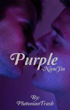 Purple  by PlutonianTrash