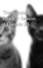 The Vampire Diaries - Season 4 Episode 23 by guineapiglover636