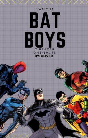 Various Bat Boys X Reader One-Shots》 - Devastation (Older