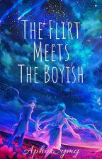 Mr. Flirt meets Ms. Boyish by AphiaSymy