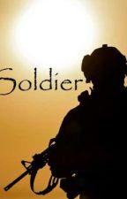 Soldier by blueswimbubbles