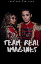 Team Real Imagines by carelessxlustrous