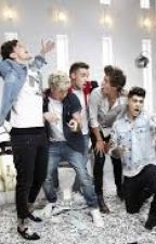 One Direction Family One Shots by jlovereading