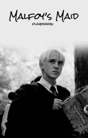 Malfoy's Maid by flvwerjoon