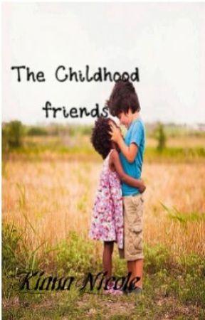 The childhood friends (Interracial love) by OriginallyKiki