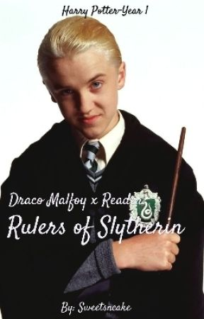 Rulers Of Slytherin 》Draco Malfoy x Reader 》Year 1 - Platform Nine