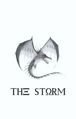 The Storm | How To Train Your Dragon | Hiccup X OC by Poyaay