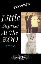 Little Surprise At The Zoo. //Muke by Mikeisbabyboy