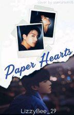 PAPER HEARTS || J.JK by ALizayJ