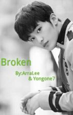 Broken (Mark NCT Fanfiction) - Sequel Final Decision by ArraLee