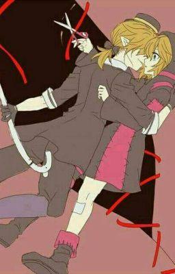 [Fanfic RinLen][Trickster x Scissos]Tình yêu giữa tôi và anh chàng Baku