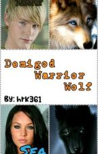 Demigod Warrior Wolf by hrk361