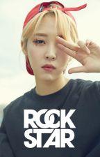 ROCK STAR (MoonSun) by thegaytor