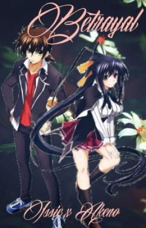 The body swap series ( Akeno and Issei ) - A date and