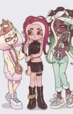 Pearlina & Agent 8 Shorts by Endercon_Str8rico