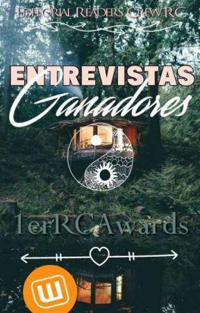 Entrevistas Ganadores 1er Rc Awards by ReadersCrewRC