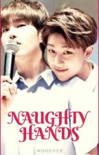 Naughty Hands 《H8shi/Soonhao》 by Marcela_Ghost-chan