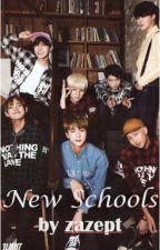 New Schools (BTS fan fiction) by zazept
