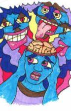 schizophrenia  by Daizy_Gatsby