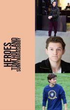 Heroes//Tom Holland  by SunnyMaraisBibby