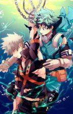 Bakugo x Midoriya: Beyond Our Reach by WildaBear