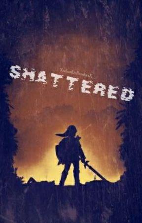 Shattered BotW!Link x Fem!Reader by XxJazzDePandaxX
