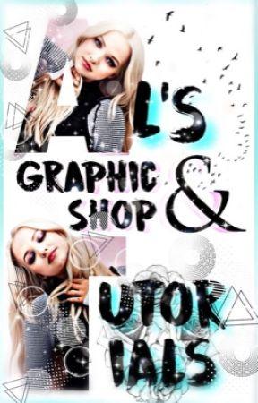 Al's Graphic Shop and Tutorials by AlexisJadeS22