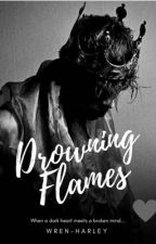 Drowning Flames •Maven• by Wren-Harley