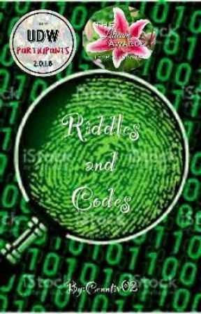Codes and Riddles [Complete]  #UDWAwards 2018 by Cenntiv02