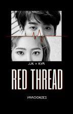 Red Thread • [ jjk × kyr ] by yrrookie2