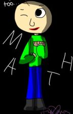 Multiplying Time~ (͡° ͜ʖ ͡°)  /// Reader x Baldi x Lemons by Floofin_Weird4