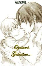 Oyasumi, Gakushuu... by mariyazure