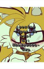 ¿serias capaz de eso? Sonic x Tails by shadow666-uwu