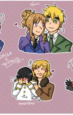 Hetalia X Nyotalia- The Other Side of the Mirror by KamuiTheLazyMaid
