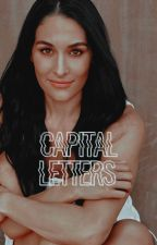 CAPITAL LETTERS ‣ Chris Evans by itonya